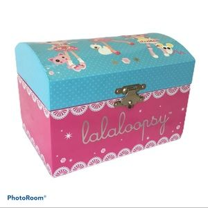 Lalaloopsy Jewelry Box with Music